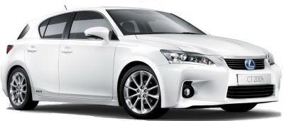 La <b>Lexus CT-200h</b> est une petite révolution chez Lexus: ce modèle est le plus petit de la gamme Lexus, et doit lutter dans le segments des citadines premium contre les BMW 1, Mini ou autre Audi A1. Avec son style décalé, cette Lexus CT-200h a de sérieux atouts.